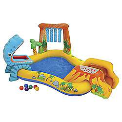 Intex Dinosaur Play Centre Paddling Pool £21 @ Tesco direct