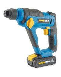 Workzone 18v SDS Drill £39.99 Delivered @ Aldi