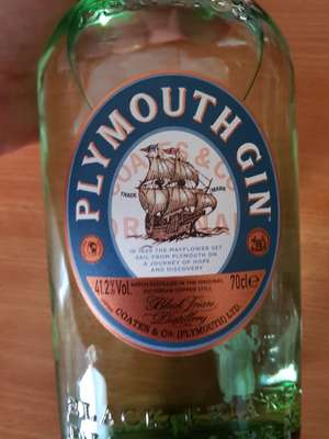 Plymouth Gin - £20 @ Morrisons