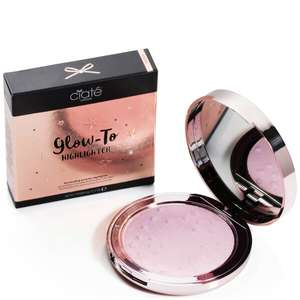 CIATÉ LONDON Glow-to Highlighter Free Delivery £9.60 @ Look Fantastic