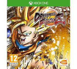 Dragon Ball FighterZ Xbox One Game £33.99 @ Argos