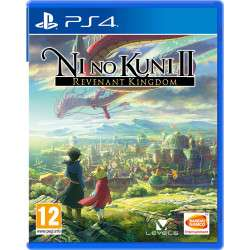 (PS4) Ni No Kuni II: Revenant Kingdom £31.00 // Ni No Kuni II: Revenant Kingdom Kings Edition £79.00 (New & Delivered) @ GameCentre