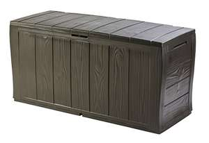 Kettering Sherwood Outdoor Plastic Storage Box £25.45 from Amazon, prime available