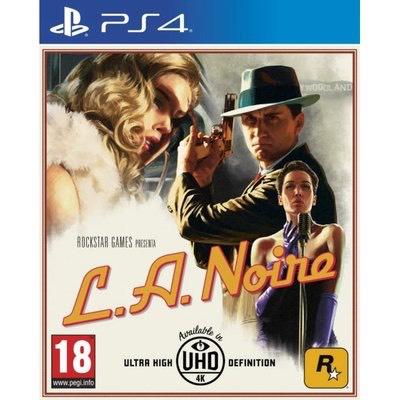 LA Noire (PS4) £13.49 used @ musicMagpie