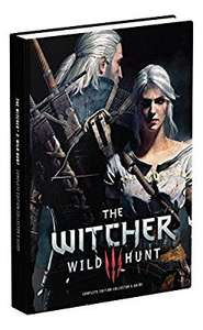 The Witcher 3: Wild Hunt (Collectors Edition)Guide - £4.76 (Prime) £7.75 (Non Prime) @ Amazon