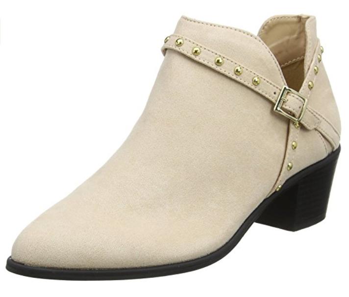 Miss Selfridge Women's Stud Chelsea Boots amazon add on item minimum 20 pound spend required £6.41