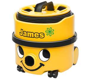 Numatic James  JVP180 -11 bagged cylinder vacuum cleaner £98.94 Inc vat @ cpc.farnell.com free delivery