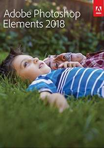 Adobe Photoshop Elements 2018 (PC/Mac) | £49.99 | @Amazon.co.uk