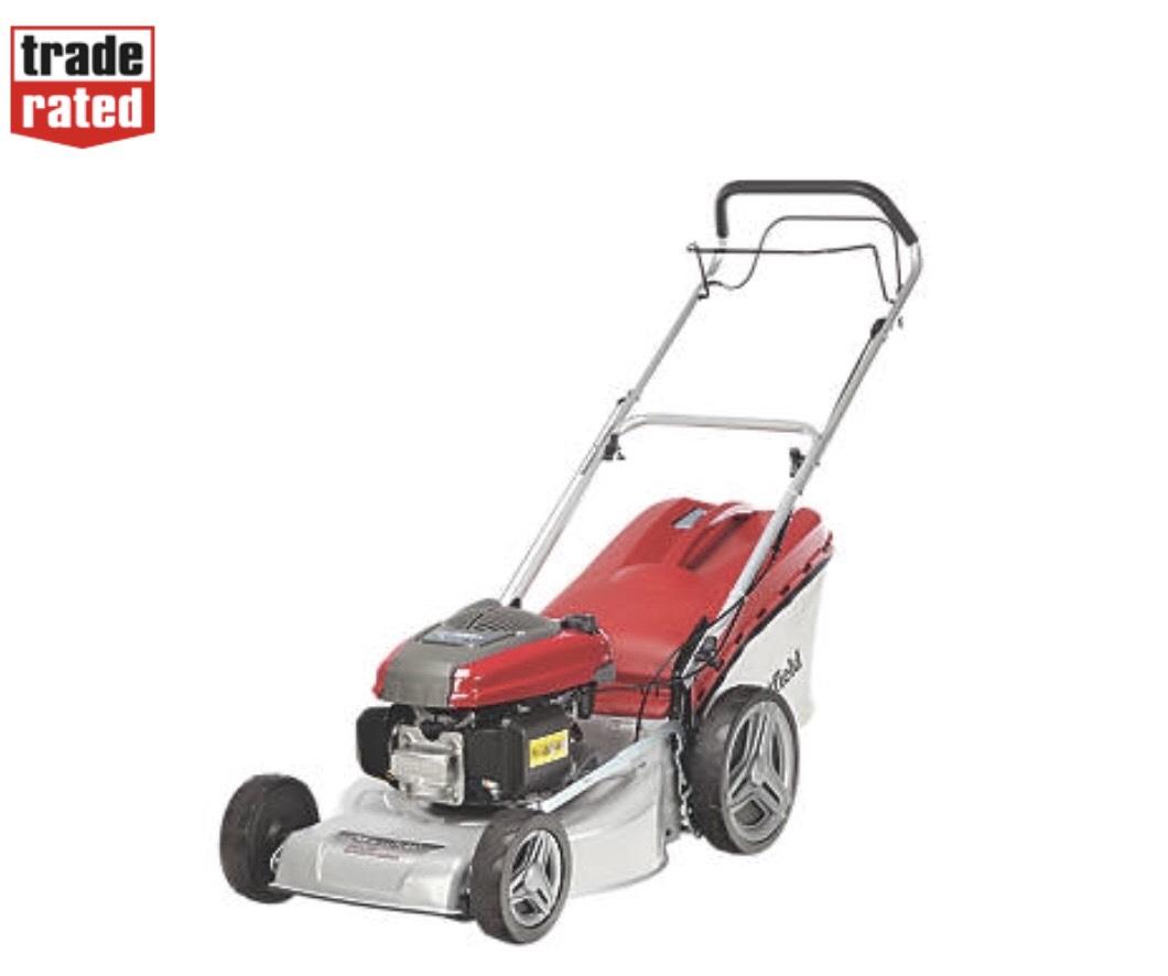 Lawnmower Screwfix discount offer