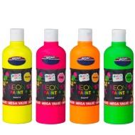 Hobby World Neon Paint 500ml £1 EACH @ B & M