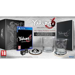 Yakuza 6 The Song Of Life After Hours Premium Edition PS4 £56.23 Delivered at Zavvi