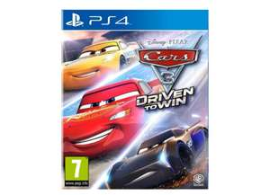 CARS 3: DRIVEN TO WIN £19.95 @ TGC