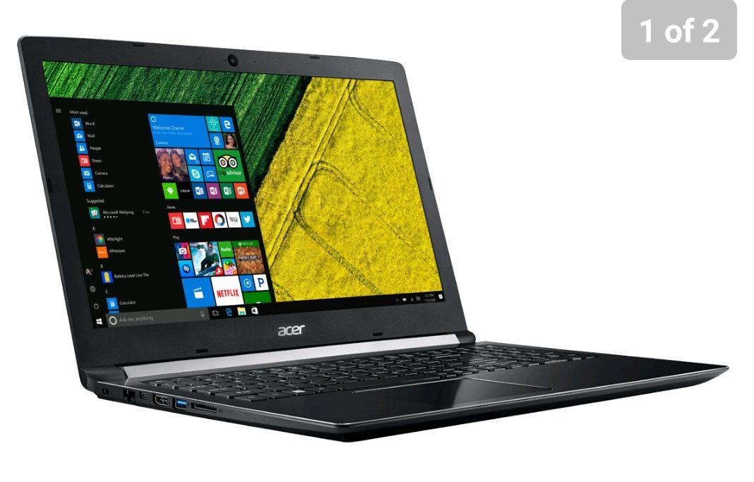 "Acer Aspire 5 Intel Core i5 8GB RAM 2TB Hard Drive 15.6"" Laptop In Black / Grey (costumer return 12 months guarantee £393.94 delivered @ littlewoods eBay"