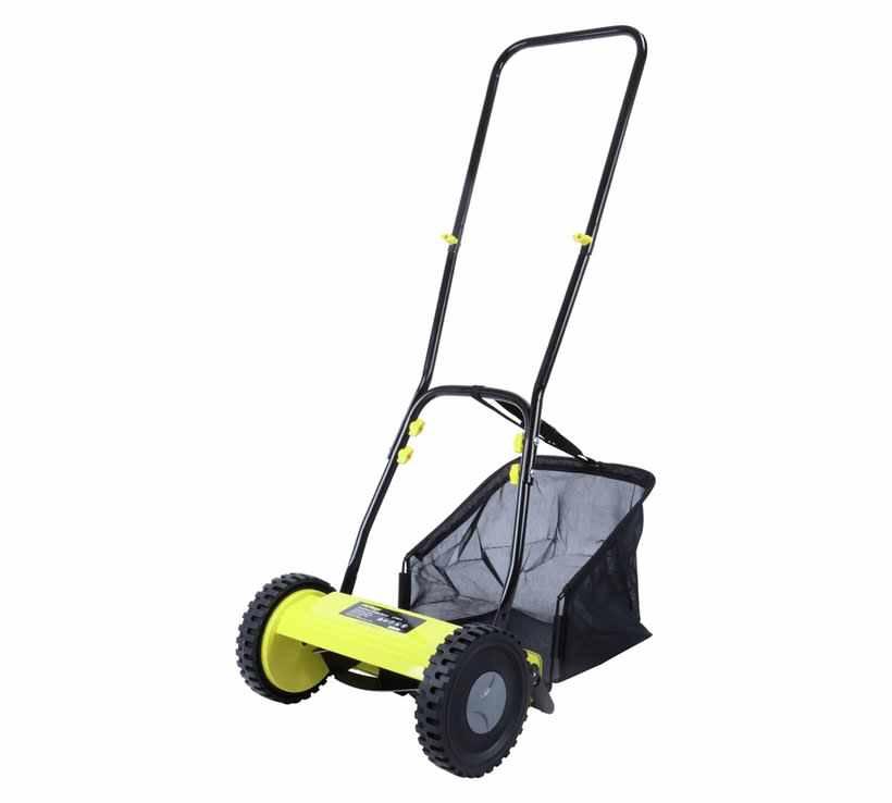 Challenge 30cm Hand Push Cylinder Lawnmower £26.26 @ Argos