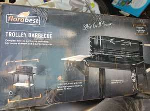 BBQ £20 in Lidl - Glenrothes