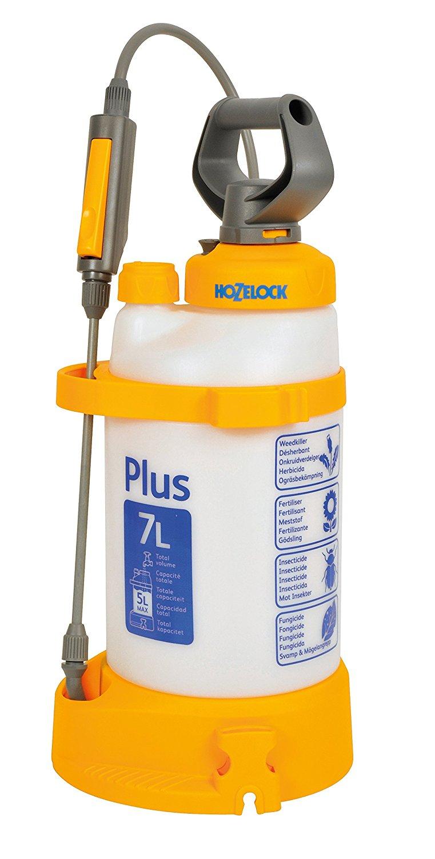 Hozelock Pressure Sprayer Plus 7 Litre (max fill* 5L) £23 @ Amazon (Prime Exclusive)