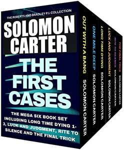 The First Cases: PI Crime Thriller Collection Mega Boxed Set Kindle Edition @ Amazon