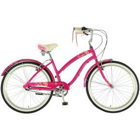 Dawes British Cruiser Ladies Hybrid Bike Strawberry - £99.99 @ Rutland Cycling