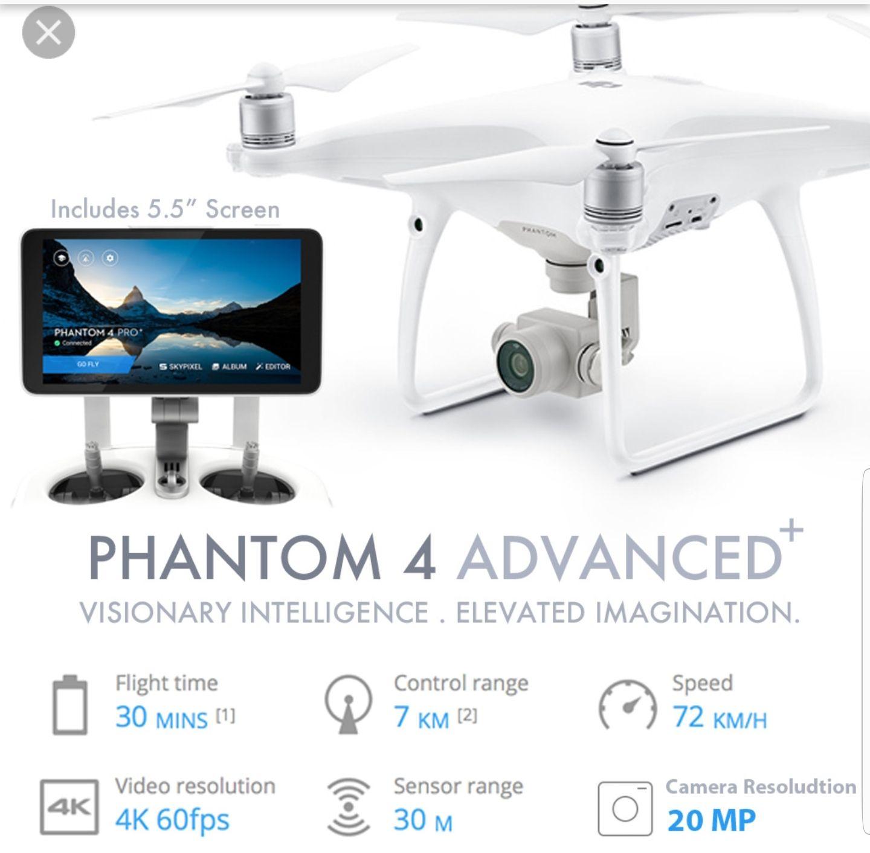 Dji phantom 4 advanced + !!!  £762.72 (in store) @ Maplin Livingstone, 1 left there be quick