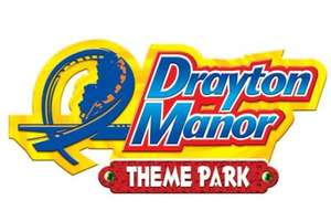 Drayton Manor - 1 Day Ticket now £16.65 /  1 Day Park Ticket + Any Meal Deal now £23.50  @ 365 Tickets