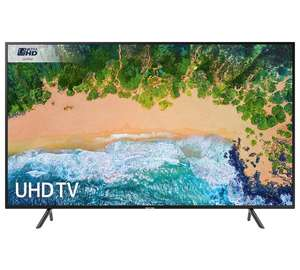 Samsung 55 Inch 55NU7100 Smart 4K UHD TV With HDR - £799 @ Argos