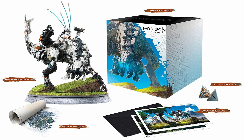 Thunderjaw Collectors edition Pre-Order! £229.99 @ Amazon