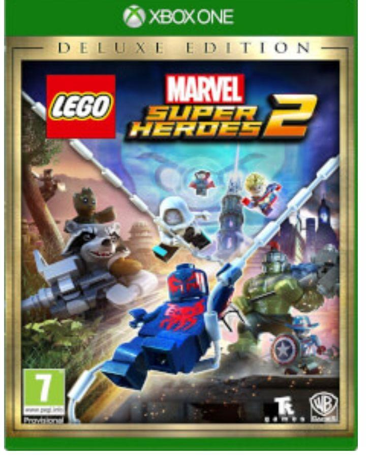 LEGO MARVEL SUPER HEROES 2 DELUXE EDITION - £29.99 @ Zavvi