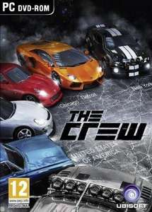 The Crew PC (Uplay) £4.99 - cdkeys
