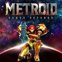 Metroid: Samus Returns Nintendo 3ds £10 Smyths