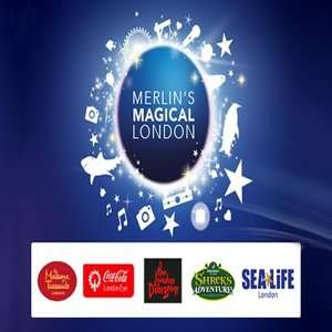 Merlin's London Ticket to 5 Attractions -  London Eye - Madam Tussauds - London Dungeon - Sea Life - Shrek's Adventure - £55 Adults - £40 children (more in post) @ 365tickets