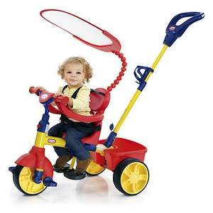 Little Tikes 4-in-1 Primary Colours Trike £49.99 @ The Entertainer free p+p