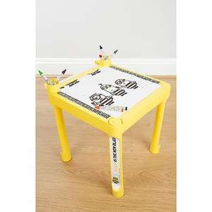 Despicable Me 3 Colouring Table £6.25 @ The Entertainer (£10.24 delivered / free C&C over £10) + Other discounts