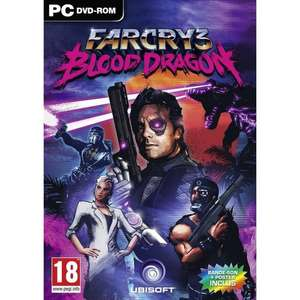 Far Cry 3: Blood Dragon (Steam PC) £4.79