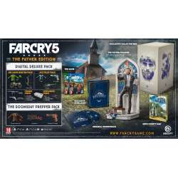 Far Cry 5 Father Edition - New - PlayStation 4 £59.80 @ Games Centre