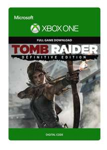 [Xbox One] Tomb Raider: Definitive Edition (Digital Download) - £5.99 - Amazon UK