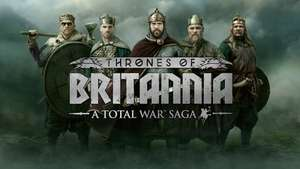 Total war saga thrones of Britannia £23.75 with code @ Fanatical