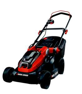 BLACK+DECKER Lithium-Ion Lawn Mower with Two 2 Ah Batteries, 36 V £274.49 Amazon