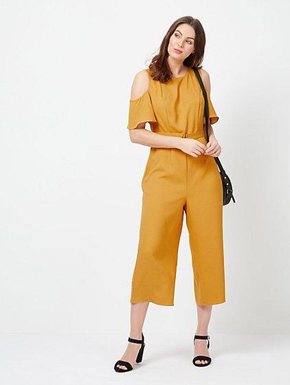 Cold shoulder size 10,14 jumpsuit £7 @ Asda