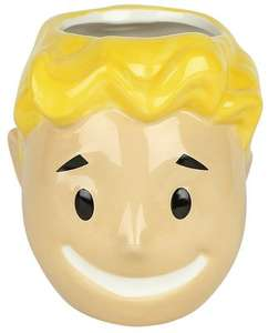 Fallout Vault Boy 3D Mug at EMP £3.99 (+£3.99 Delivery - For As Many As You Like)