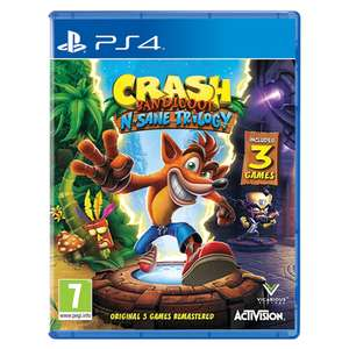 [PS4] Crash Bandicoot N. Sane Trilogy - £17.99 / [Switch] Mario Kart 8 Deluxe - £36.99 - Monster Shop