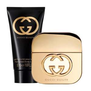 Gucci Guilty Gift Set 30ml - £29.95 @ Fragrance Direct