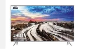 Samsung UE55MU7000 55 inch 4K Ultra HD HDR 1000 Smart LED TV TVPlus 6 year guarantee £719 with code Richer Sounds