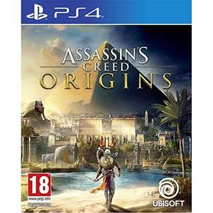 Assassin's Creed Origins - £26 on Amazon (sold by Amazon)