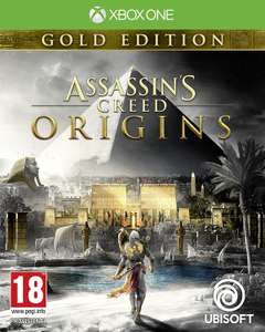 Assassin's Creed Origins Gold Edition (Xbox One & PS4) £44.85 Delivered @ Shopto