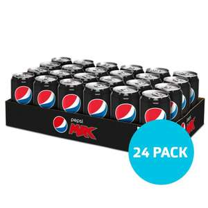 24 pack of Tango or Pepsi Max - £4.99 - the food WAREHOUSE
