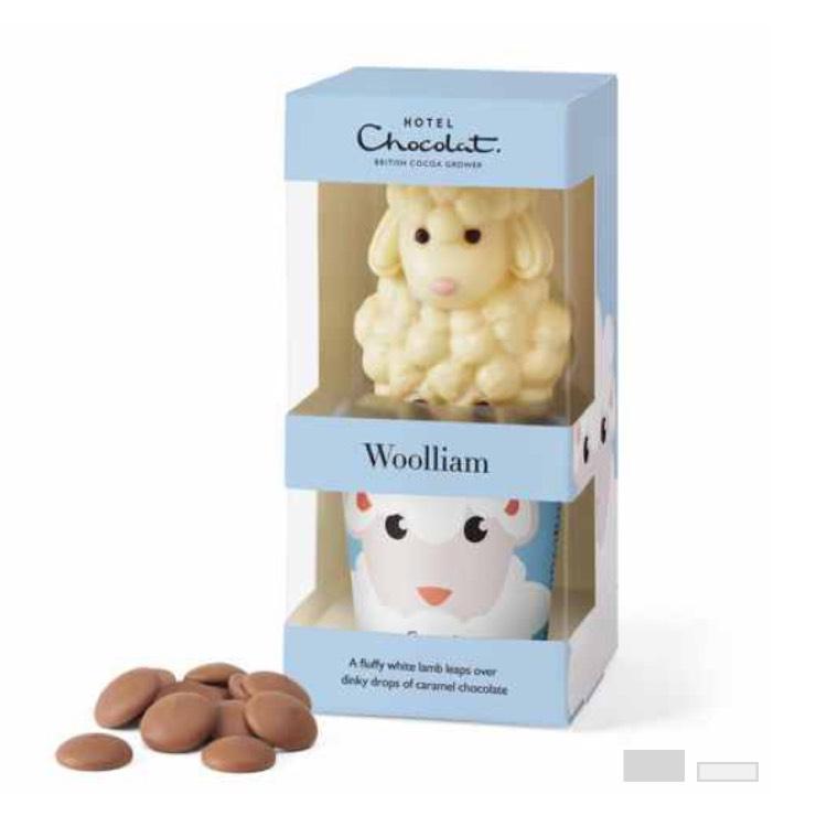 Hotel Chocolat Woolliam Chocolate Sheep - £1.95 / £5.90 delivered