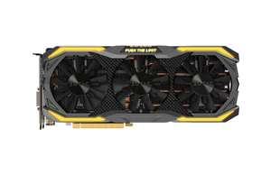 The Highest Edition ZOTAC GeForce GTX 1070 Ti AMP Extreme 8GB GDDR5 £469.98 @ ebuyer