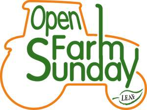Open Farm Sunday on 10th June 2018 (Free entry to 100's of farms throughout the UK)