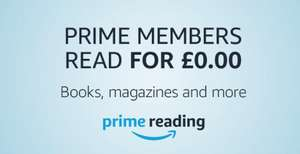 Endless Reading for Prime Members Free!!