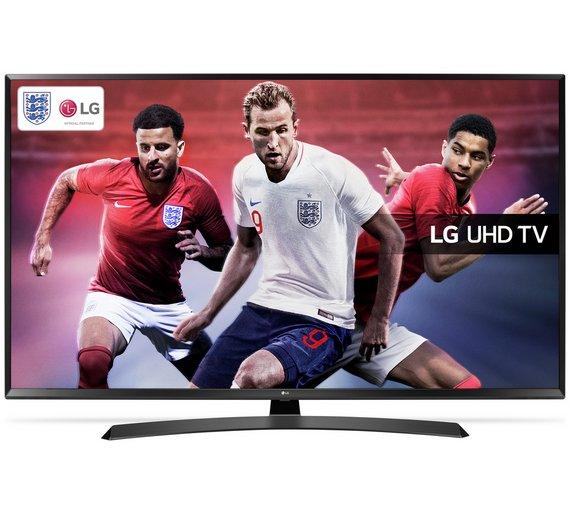 LG 55UJ635V 55 Inch Smart 4K Ultra HD TV with HDR - £499 @ Argos